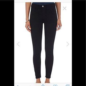 Current /Elliott Black Denim Jeans